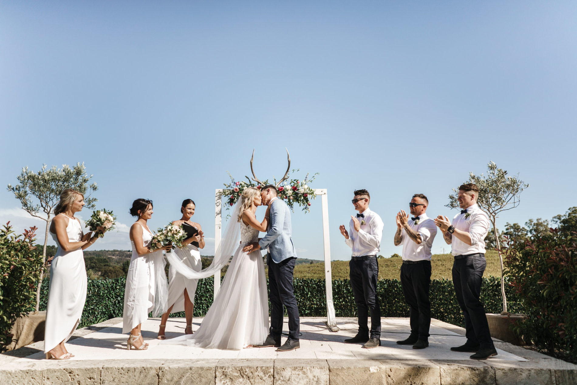 Wedding – Isreal Baldago shot